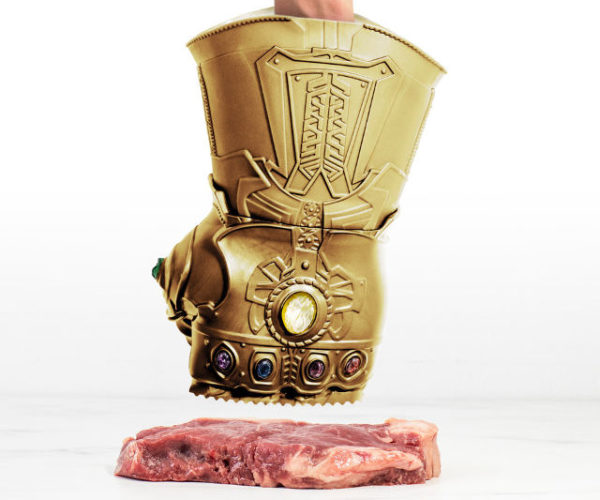 Beat Your Meat With The Infinity Gauntlet