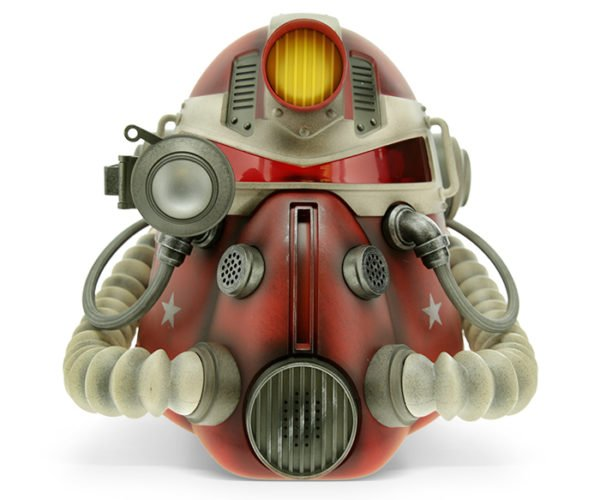 Fallout T-51 Nuka-Cola Power Armor Helmet Won't increase Your Rads