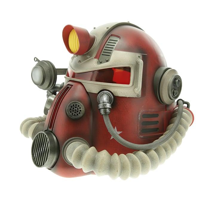 Fallout T-51 Nuka-Cola Power Armor Helmet Won't Increase