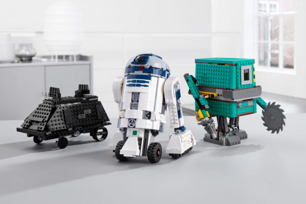 LEGO Star Wars BOOST Droid Commander Kit Coming This Fall