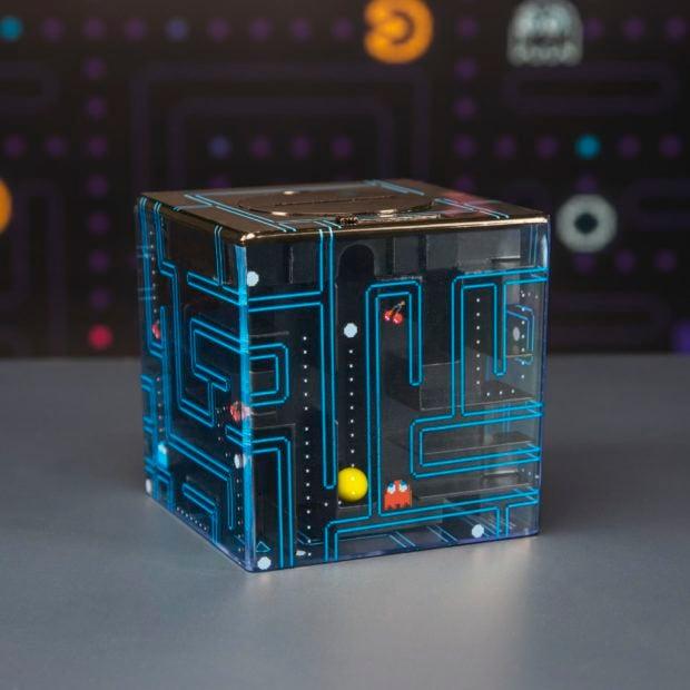Pac-Man Procrastination Power Maze Safe: Gobble Dots to Withdraw Cash