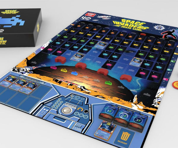 space invaders News and Stories About space invaders