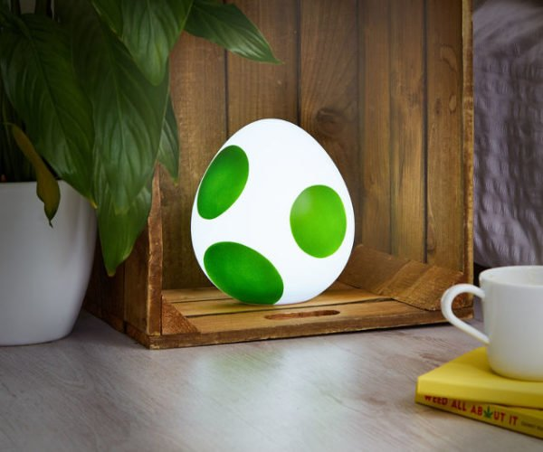 This Yoshi Egg Nightlight Is an Eggcellent Nintendo Collectible