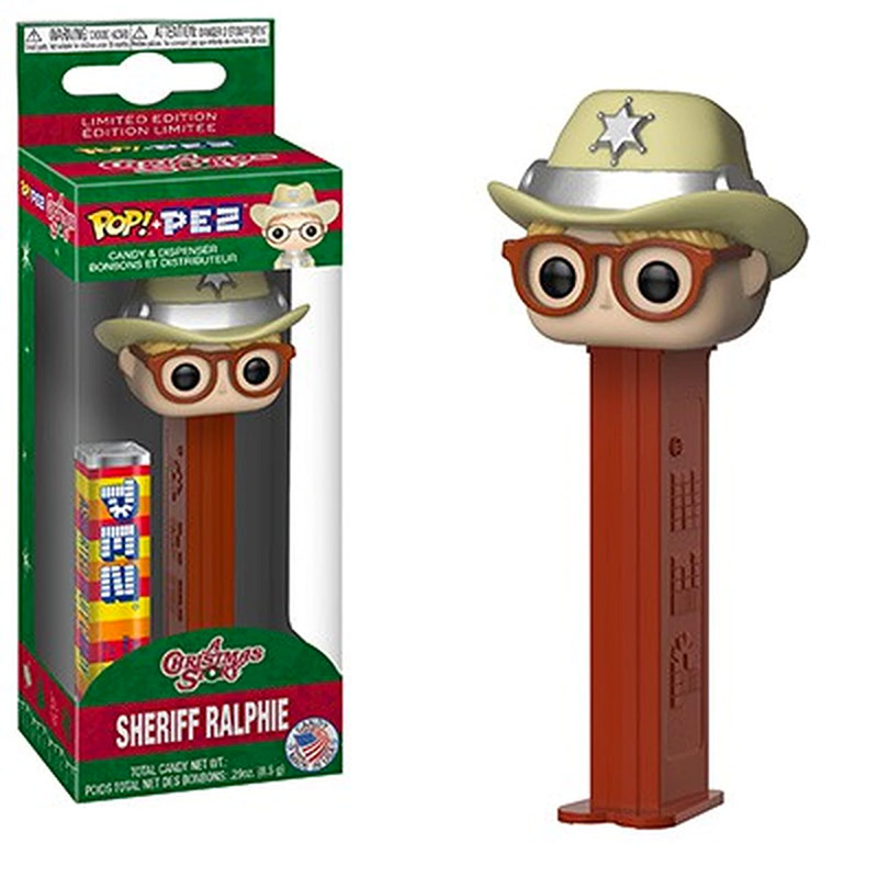 A Christmas Story Kid Now.Funko A Christmas Story Pez Dispensers You Ll Shoot Your