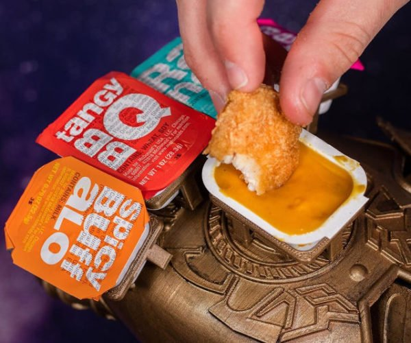 The Infinity Saucelet: The Power to Dip Everything