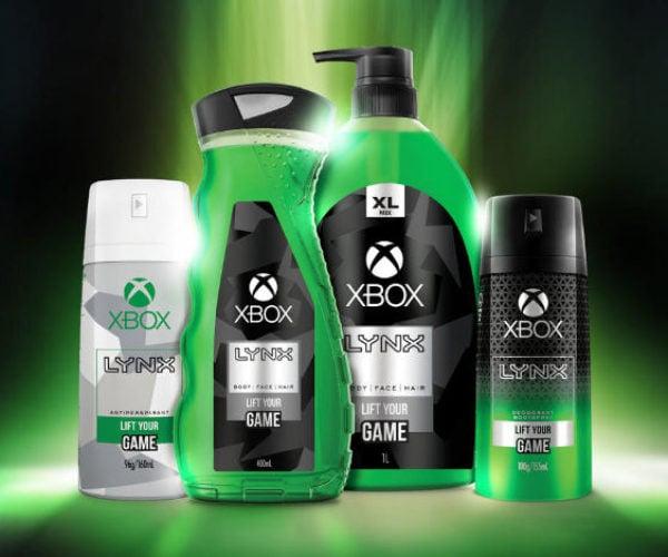 Xbox Deodorant, Body Spray, and Shower Gel: Aroma Achievement Unlocked