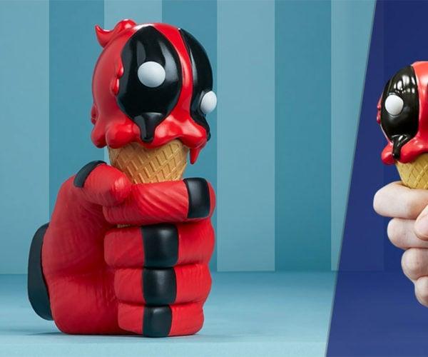 If Deadpool Was an Ice Cream Cone