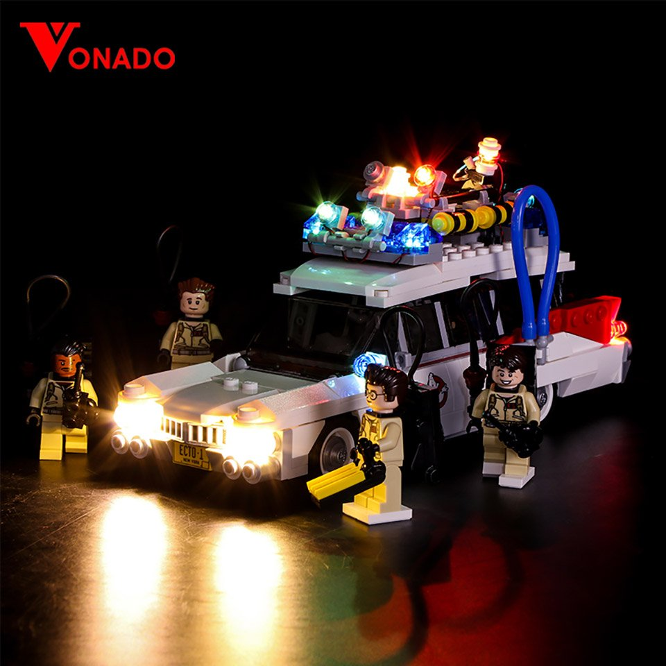 Vonado Upgrades Your LEGO Builds with Custom LED Lighting