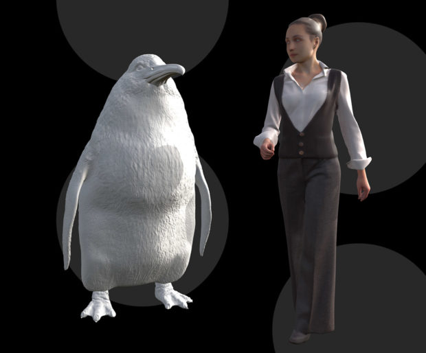 Human-Sized Penguins Once Roamed the Planet