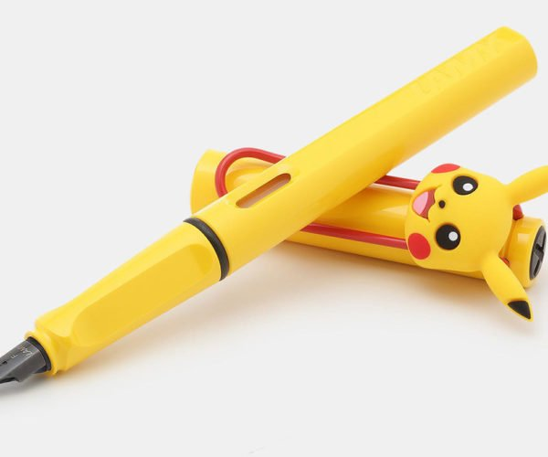 The Pikachu Pen Chooses You!