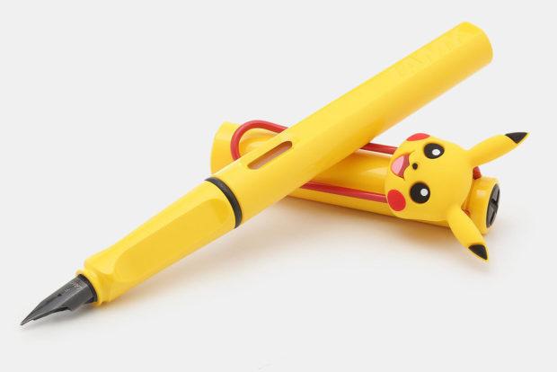 The Pikachu Pen Chooses You!