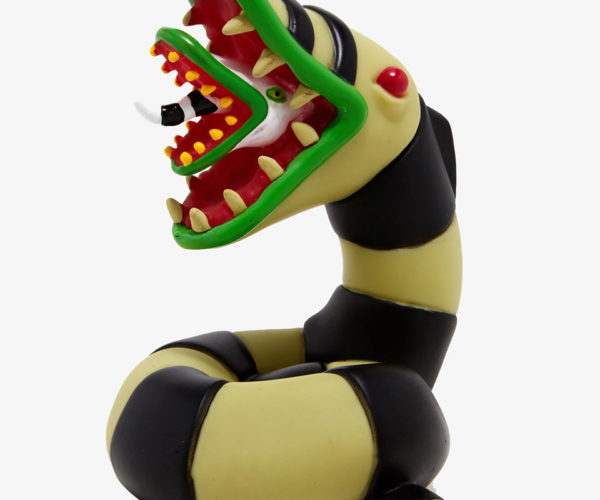 Beetlejuice Sandworm Lamp: Sweet Nightmares Are Made of This