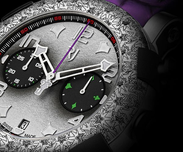 Extravagant RJ Joker Watch Is No Laughing Matter