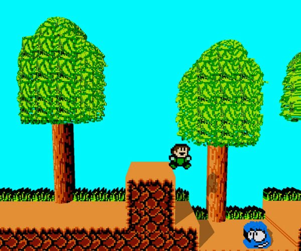 3dSen Emulator Adds 3D Depth to Classic NES Games