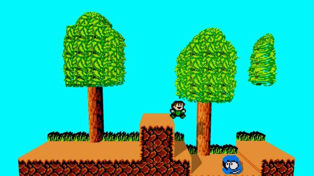 3dSen Emulator Adds 3D Depth to Classic NES Games