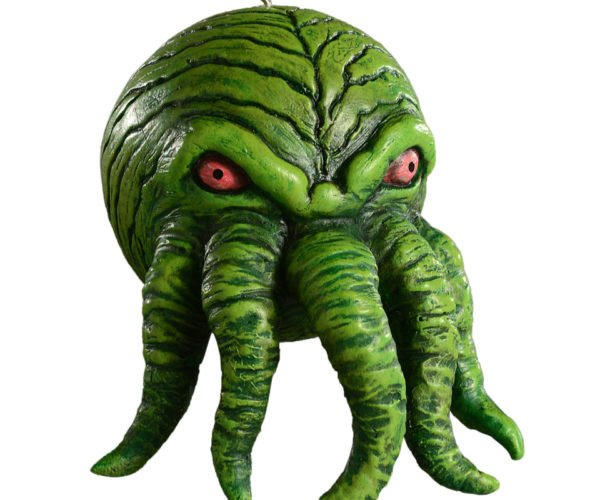 Have Your Own Nightmare Before Christmas with this Cthulhu Ornament