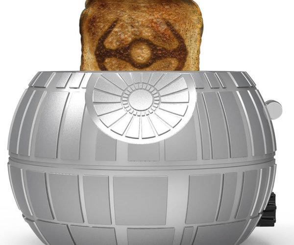 That's No Moon! That's a Death Star Toaster!