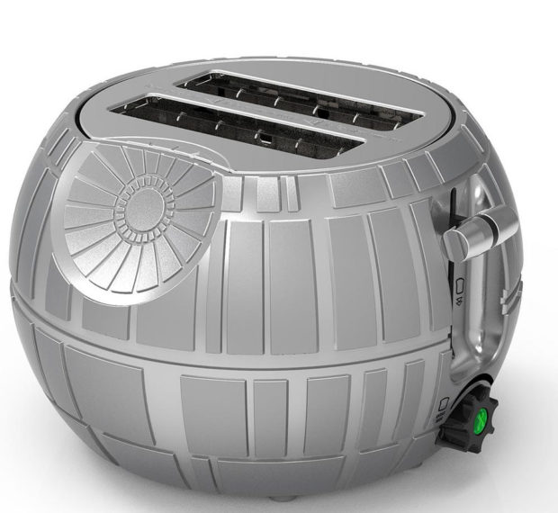 That S No Moon That S A Death Star Toaster