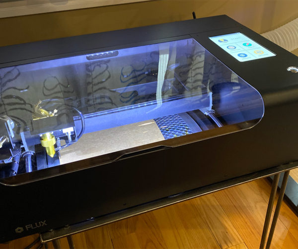 FLUX Beamo Review: An Easy and Compact CO2 Laser Cutter/Engraver