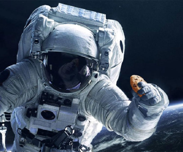 NASA x DoubleTree Cookies in Space: Houston, We Have a Snack