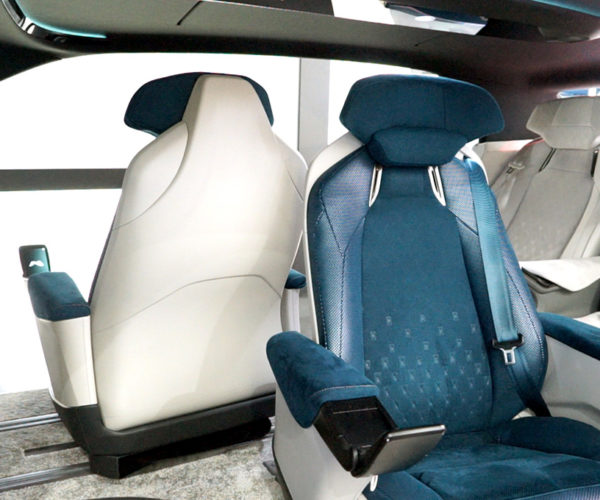 TOYOTA Boshoku MX191 Concept Lets You Rearrange Its Interior