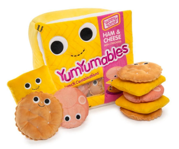 Kidrobot's YumYumables Are Basically Plush Lunchables