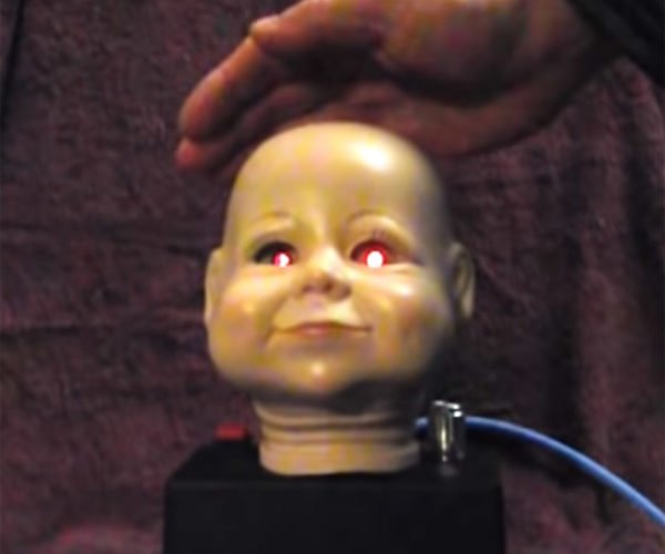 The Baby Head Theremin Is the Stuff of Nightmares