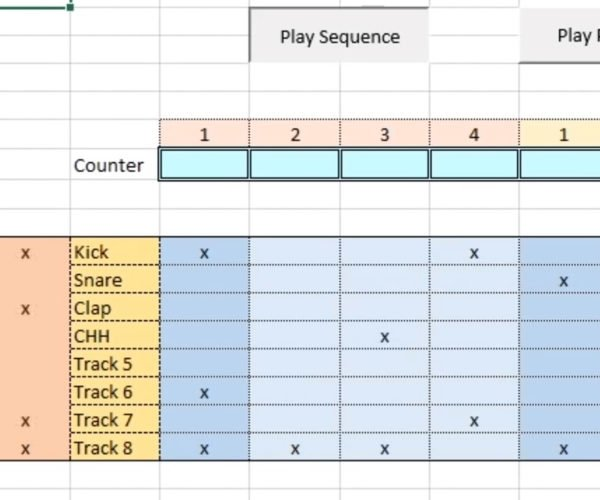 Making Music with Microsoft Excel
