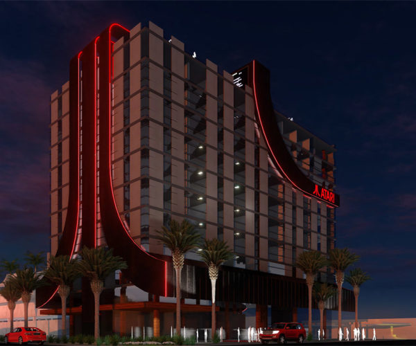 Atari to Open Video Game Themed Hotels