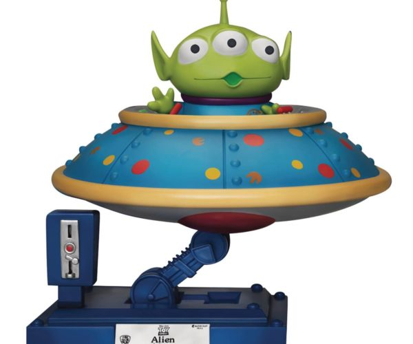 "Beast Kingdom Toy Story Alien Statue Makes Us Go ""OOOOOOOOOH!"""