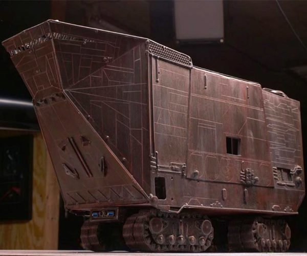 Jawa Sandcrawler Custom Gaming PC: Utini!