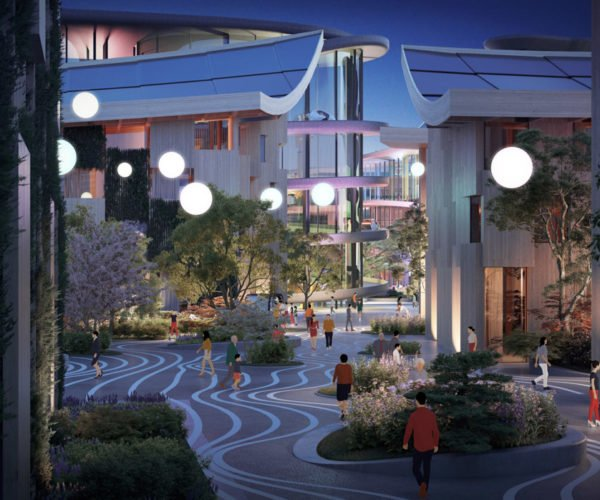 Toyota Goes EPCOT with Its Own Prototype City of the Future