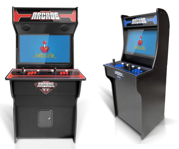 Xtension Gameplay Arcade Cabinets Are Perfect for Raspberry Pi Systems