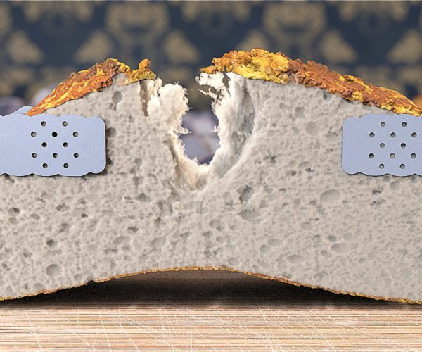 Computer Physics Simulation Can Accurately Mimic Bread Being Pulled Apart