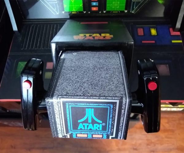 Star Wars-Inspired USB Arcade Controller Hits Kickstarter