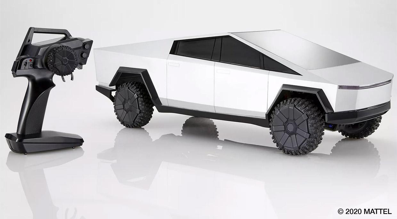 Hot Wheels Is Making R/C Tesla Cybertrucks