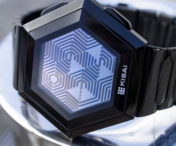TokyoFlash Quasar LCD Watch Is Deceptively Easy to Read