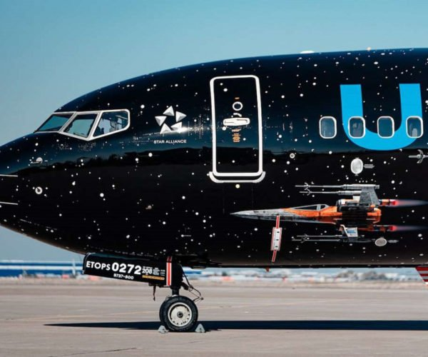 Now Boarding for LAX via Endor: United Airlines Joins the Star Wars Fleet