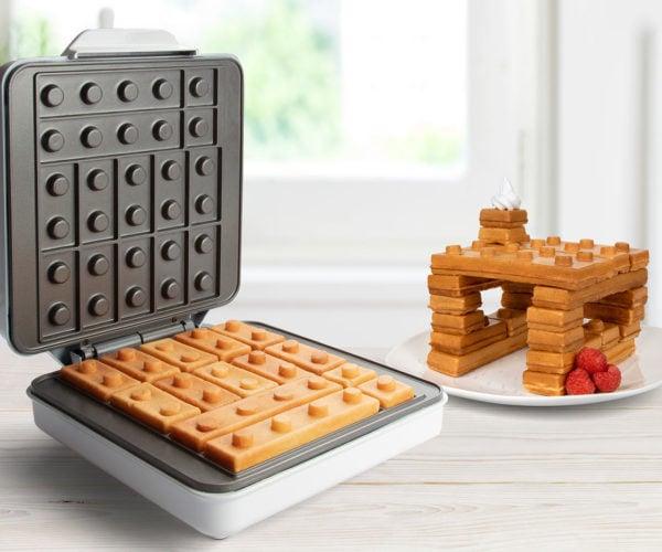 Building Brick Waffle Maker: LEGGO My LEGO