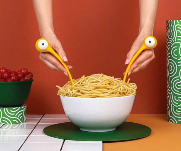 Serve Your Spaghetti with Some Pasta Monsters