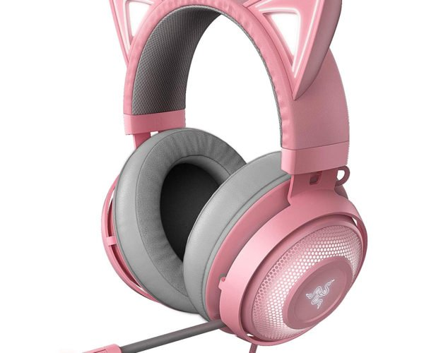 Razer Kraken Kitty Headphones are Cool for Cats