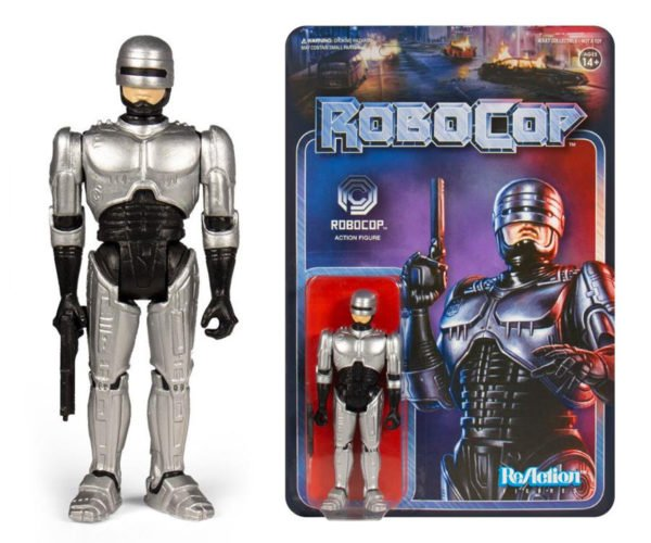Robocop ReAction Figures: I'd Buy These for a Dollar!