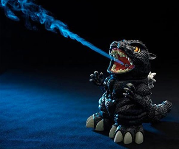 Godzilla Humidifier Improves Your Air with Monster Breath