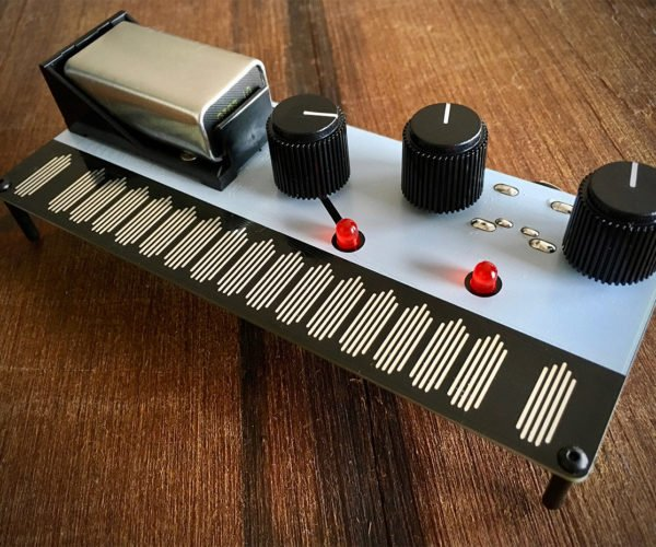 This Simple Touch Synthesizer Makes Some Crazy Sounds