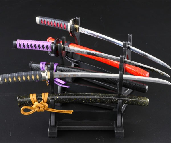 These Samurai Sword Letter Openers Are Ready to Take Down Tiny Zombies