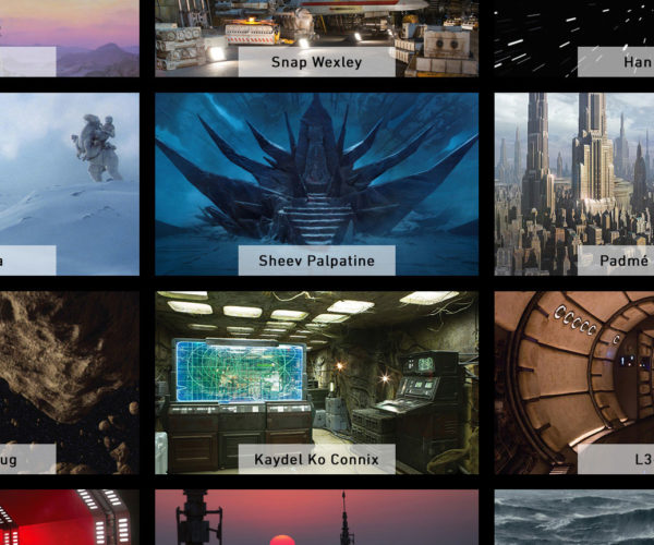 LucasFilm Posts Official Star Wars Meeting Background Images
