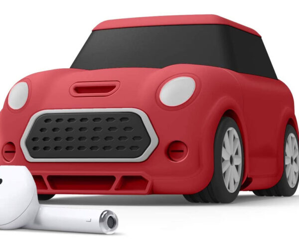 This AirPods Case Looks Like a Mini Cooper