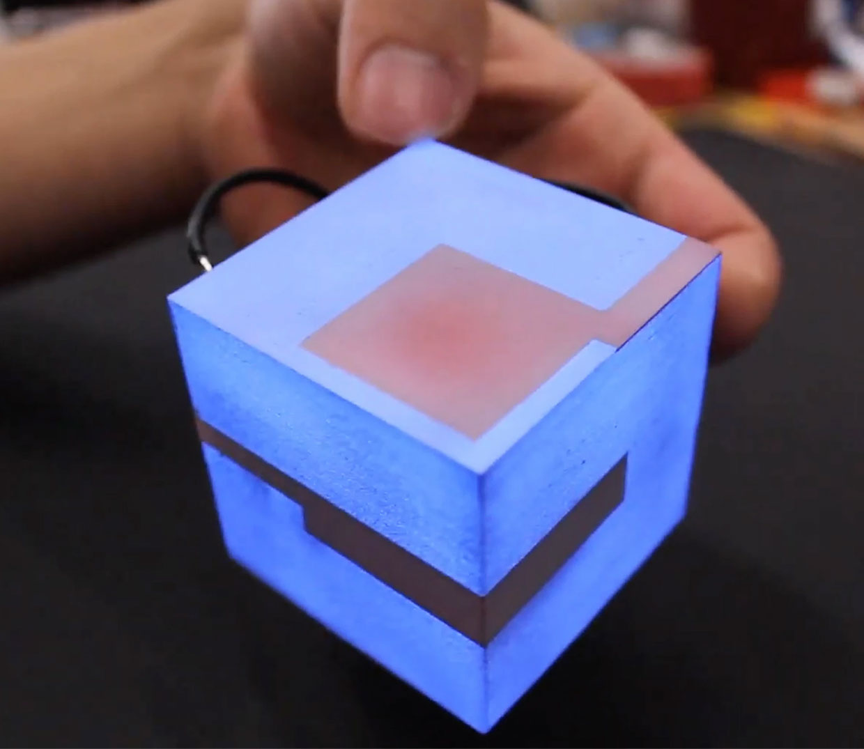 These Spray-on Touchscreens Work on 3D Surfaces