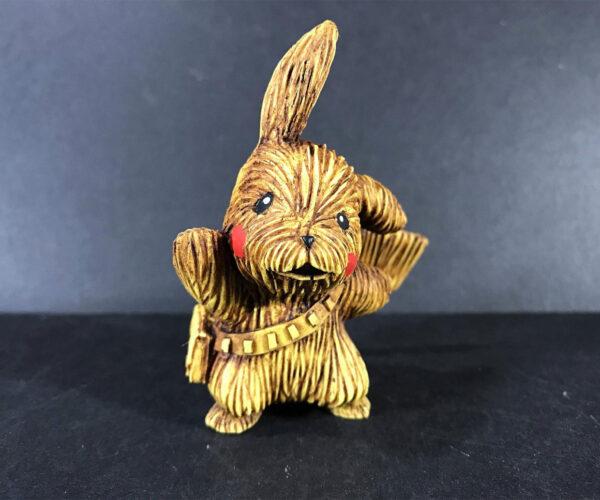 Pikachu + Chewbacca = Pikachewie