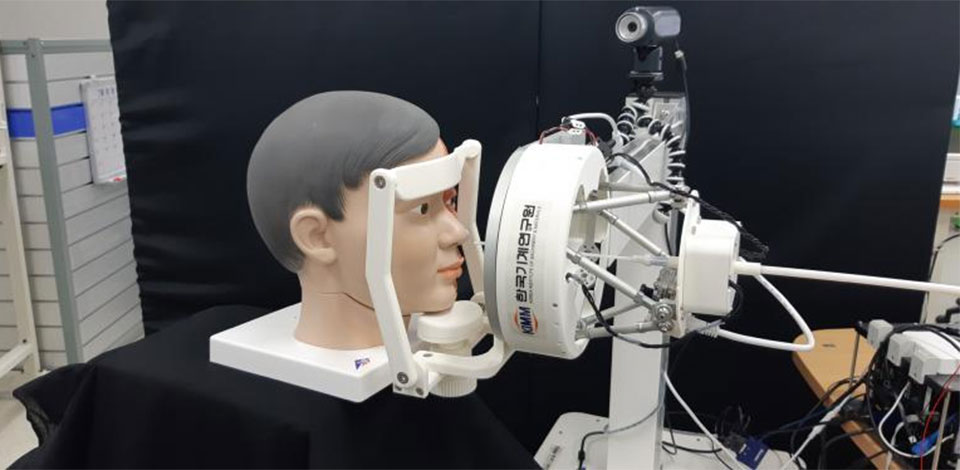 Would You Trust This Robot to Stick a COVID-19 Test Swab Up Your Nose?